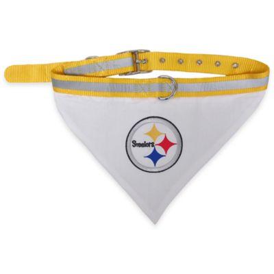Pittsburgh Steelers Large Pet Collar
