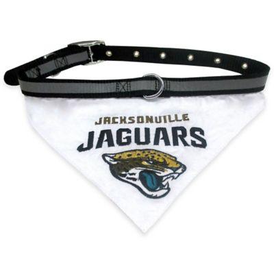 Jacksonville Jaguars Small Pet Collar