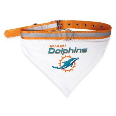 Miami Dolphins Small Pet Collar