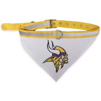 Minnesota Vikings Small Pet Collar