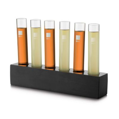 Libbey® Glass 7-Piece Chemistry Bar Shooter Set