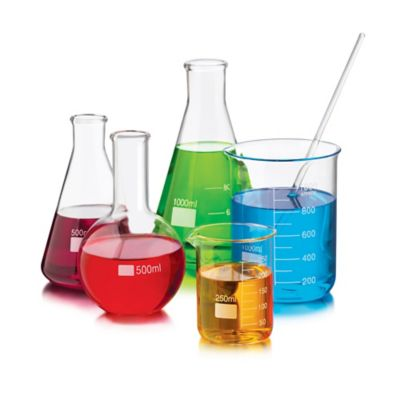 Libbey® Glass 6-Piece Chemistry Bar Mixologist Set