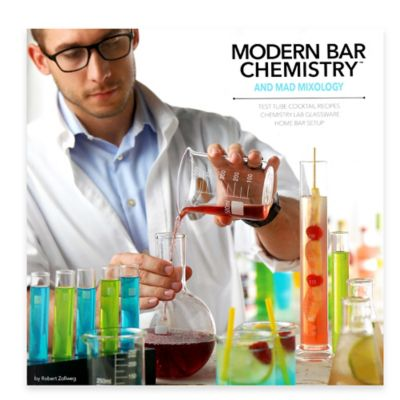 Libbey® Glass Chemistry Bar Mixologist Recipe Book