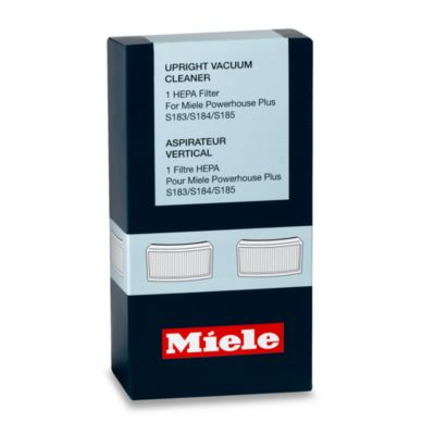Miele S-183 Vacuum Replacement HEPA Filter