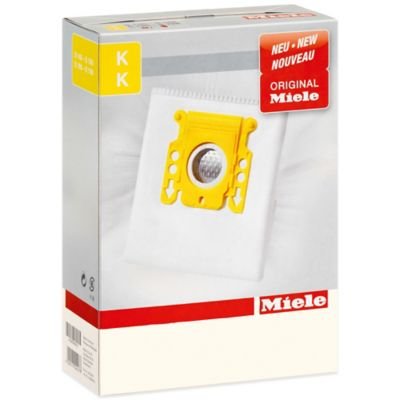 Miele IntensiveClean Plus Vacuum Bags and Filters