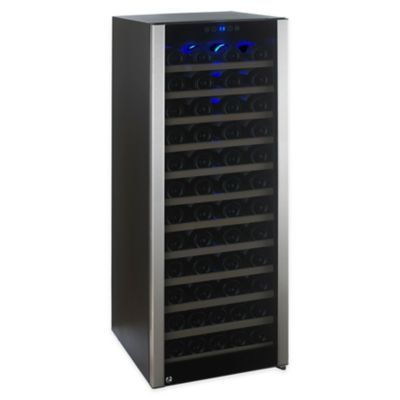 Wine Enthusiast® Evolution Series 80-Bottle Wine Cooler