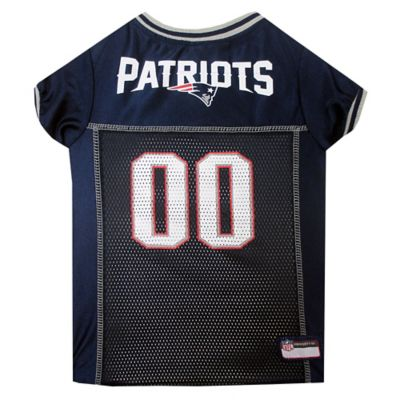 NFL New England Patriots Large Pet Jersey