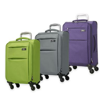 Skyway® Fl-Air 20-Inch 4-Wheel Carry On Spinner in Lime Green