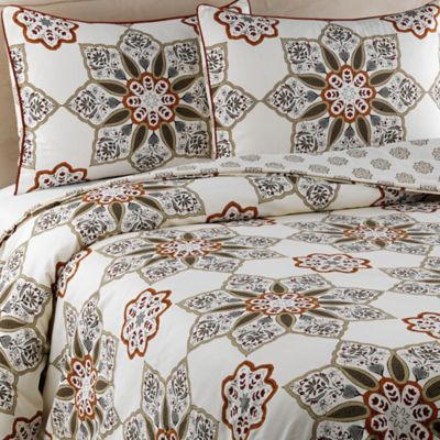 Blue Stone Court Calista Twin Comforter Set
