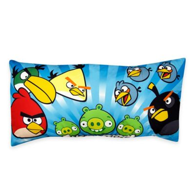Angry Birds Oversized Body Pillow