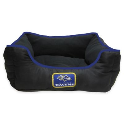 NFL Baltimore Ravens Pet Bed