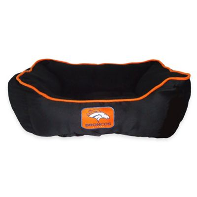 NFL Denver Broncos Pet Bed