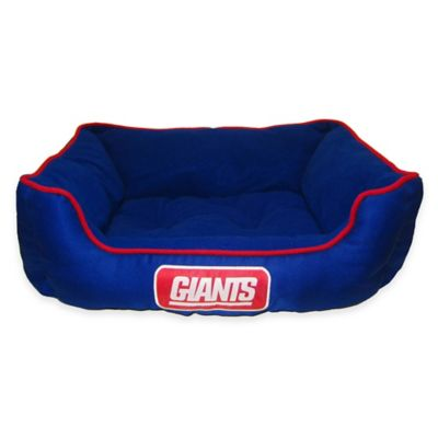 NFL New York Giants Pet Bed