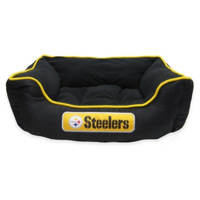 NFL Pittsburgh Steelers Pet Bed