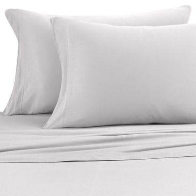 Grey Solid Pillowcase