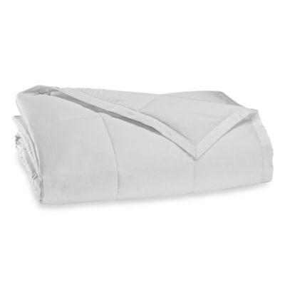 Full/Queen Blanket in White