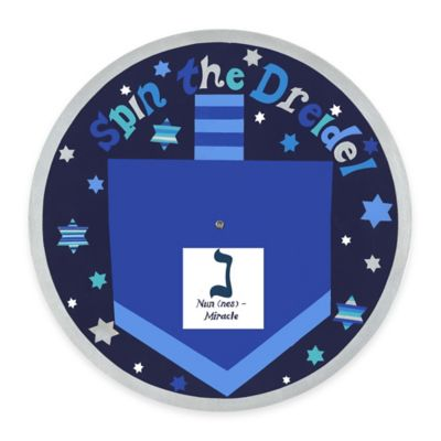 Spin The Dreidel Placemat