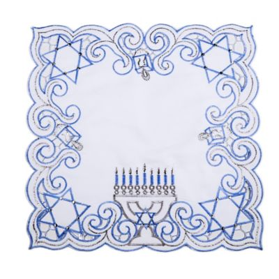 Hanukkah Table Linens Placemats