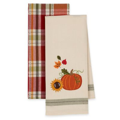 Green Multi Kitchen Towel