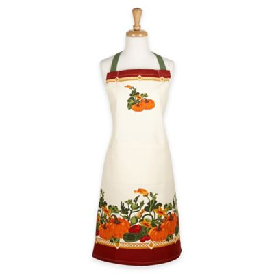Pumpkin Patch Apron