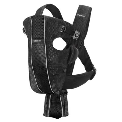 BABYBJORN® Baby Carrier Original in Black/Silver