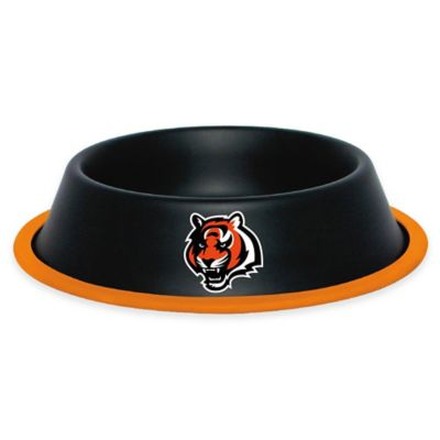 NFL Cincinnati Bengals Pet Food Bowl