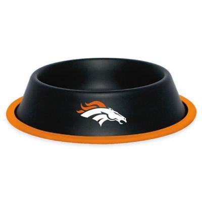 NFL Denver Broncos Pet Bowl