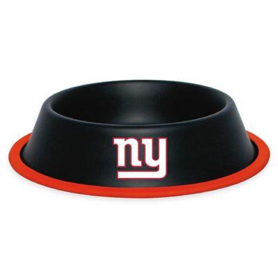 NFL New York Giants Pet Bowl