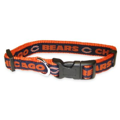 Chicago Bears Small Pet Collar