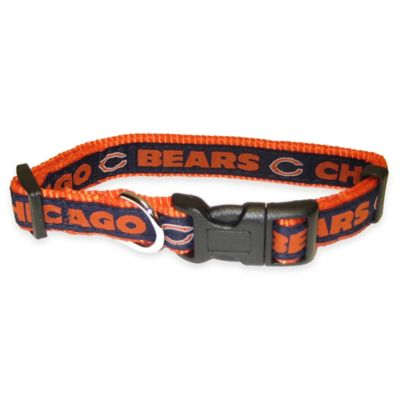 NFL Chicago Bears Small Pet Collar