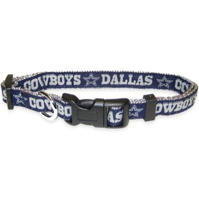 Dallas Cowboys Medium Pet Collar