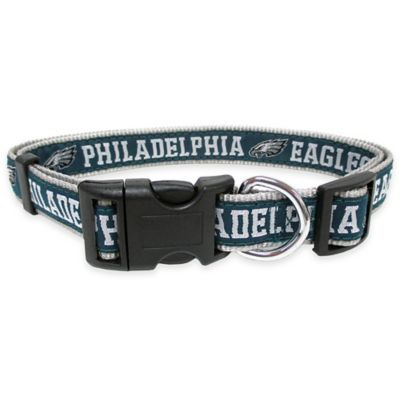 Philadelphia Eagles Medium Pet Collar