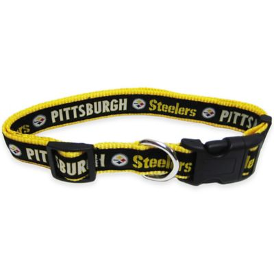 Pittsburgh Steelers Medium Pet Collar
