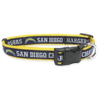 San Diego Chargers Medium Pet Collar