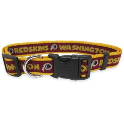 NFL Washington Redskins Medium Pet Collar