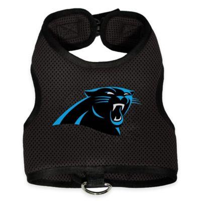 NFL Carolina Panthers X-Small Pet Vest Harness