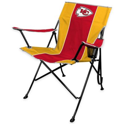 NFL Kansas City Chiefs Deluxe Quad Chair