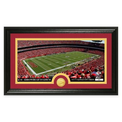 NFL Kansas City Chiefs Stadium Panoramic Photo Mint