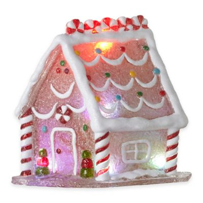 Gingerbread House Night Light