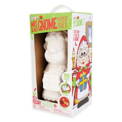 Mrs. Claus Gnome Painting Kit