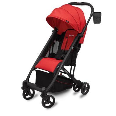 Recaro® Easylife Ultra-Lightweight Stroller in Scarlet