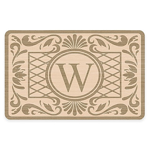Buy Weather Guard 27 Inch X 18 Inch Baroque Kitchen Mat From Bed Bath Beyond