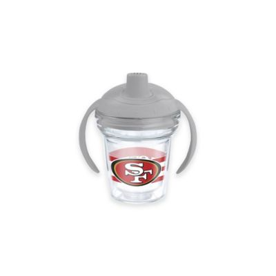 Tervis® NFL San Francisco 49ers 6 oz. Sippy Cup with Lid