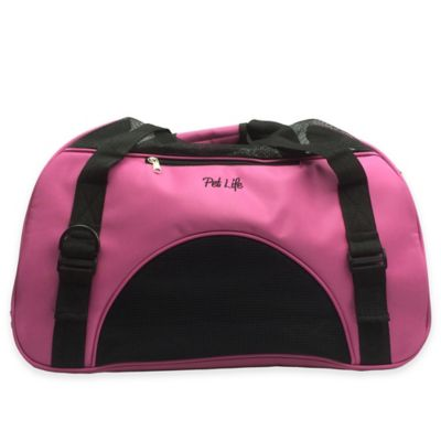 Blue / Black Pet Carrier
