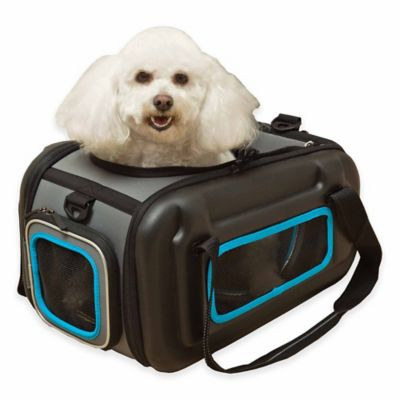 Blue Grey Pet Carriers