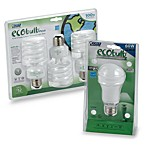 ecobulb® Plus Compact Fluorescent Light Bulbs