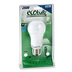 ecobulb® Plus 60-Watt Compact Fluorescent Light Bulb
