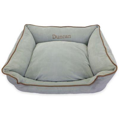 Low-Profile Microfiber Kuddle Kup® Kuddle Lounge Pet Bed