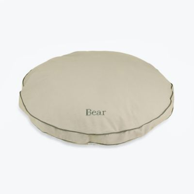 Round-A-Bout Large Pet Bed in Khaki