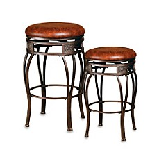 Hillsdale Montello Backless Barstool